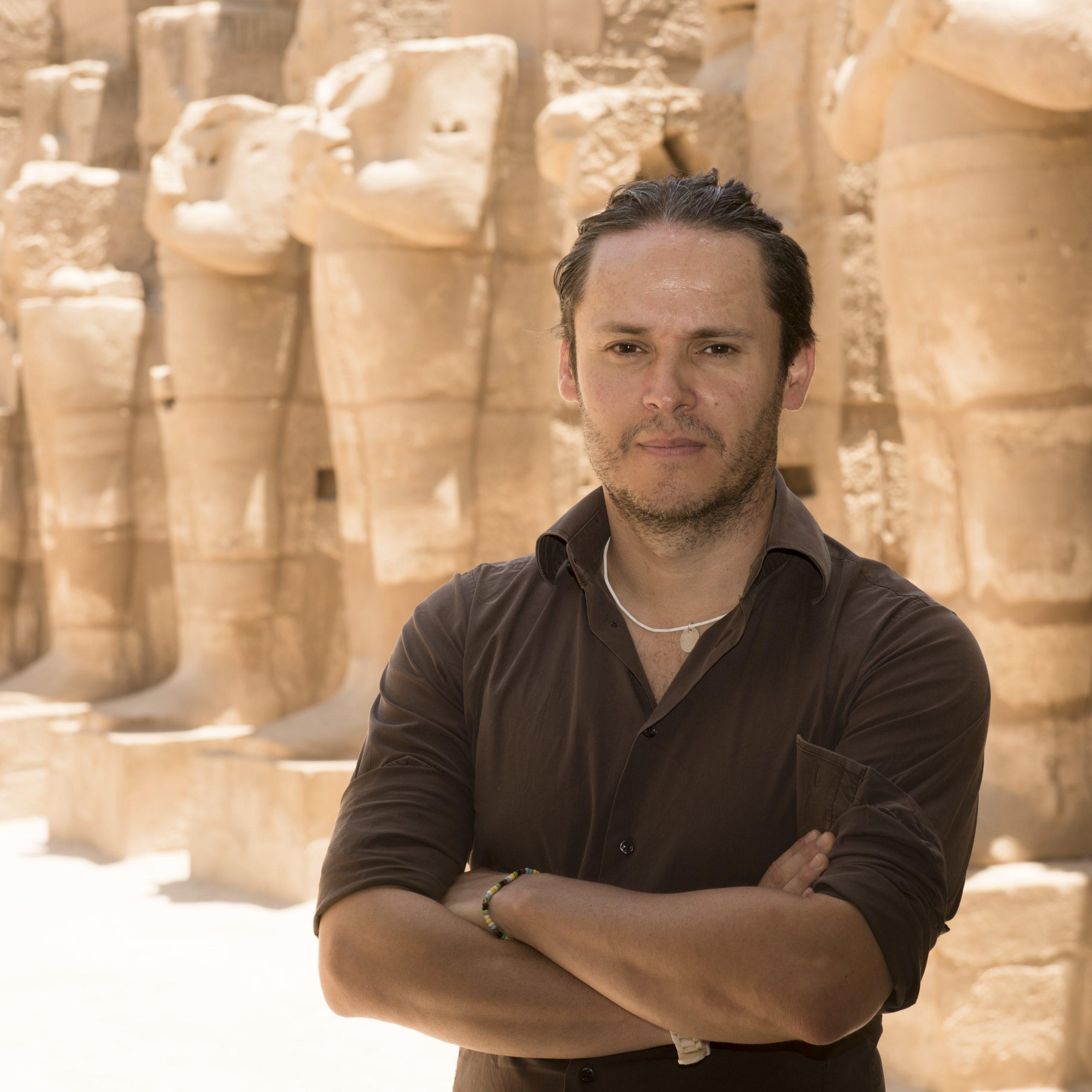 Egiptólogo Abraham Ignacio