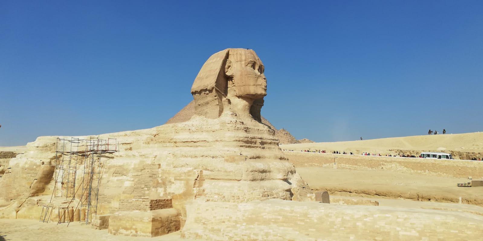 Esfinge Antiguo Egipto