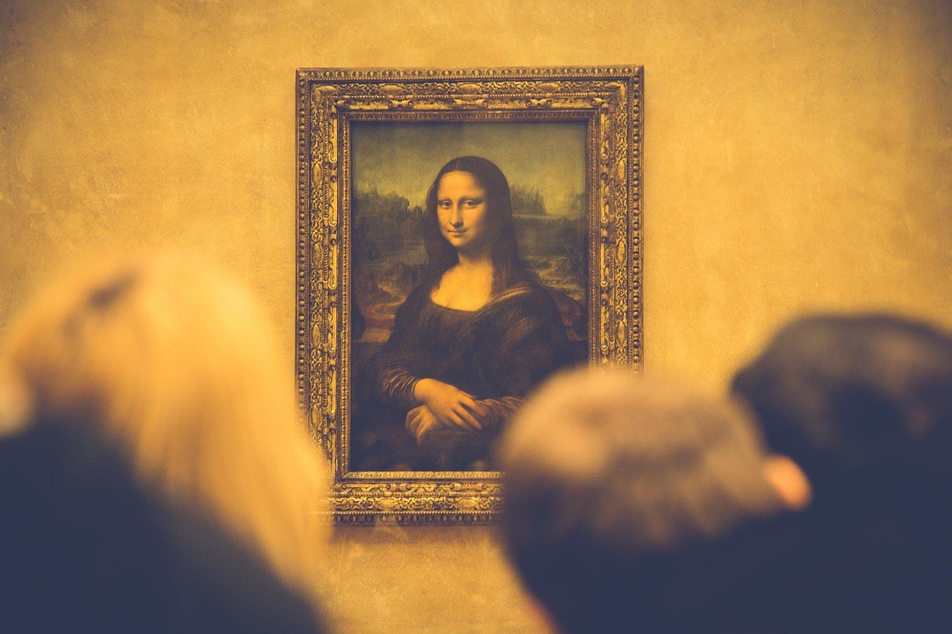 Mona Lisa Museo del Louvre